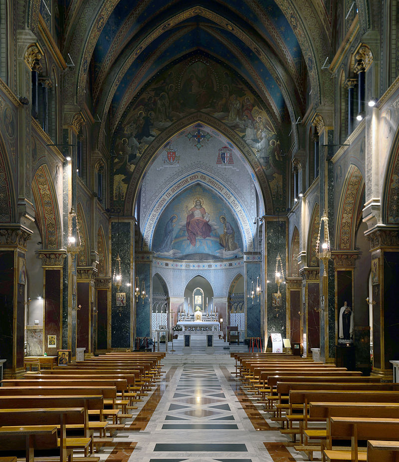 Church of Sant'Alfonso in Rome